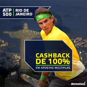 Segunda 16 - ATP 500 Rio de Janeiro